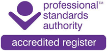Image result for professional standards authority logo